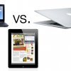 ¿Un iPad, una netbook o un MacBook Air?